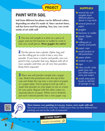 Paint with Soil