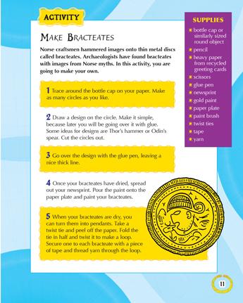 Make Bracteates