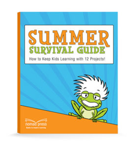 Summer Survival Guid: How to Keep Kids Learning with 12 Projects!