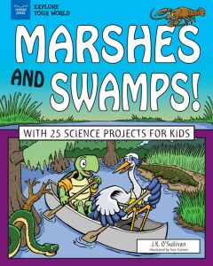 Marshes and Swamps!