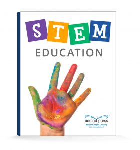 STEM Education from Nomad Press Cover
