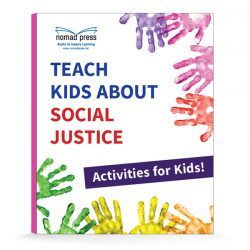 Social Justice activities for kids
