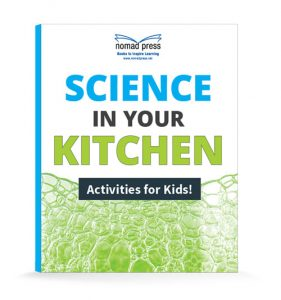 Science in your Kitchen ebook cover