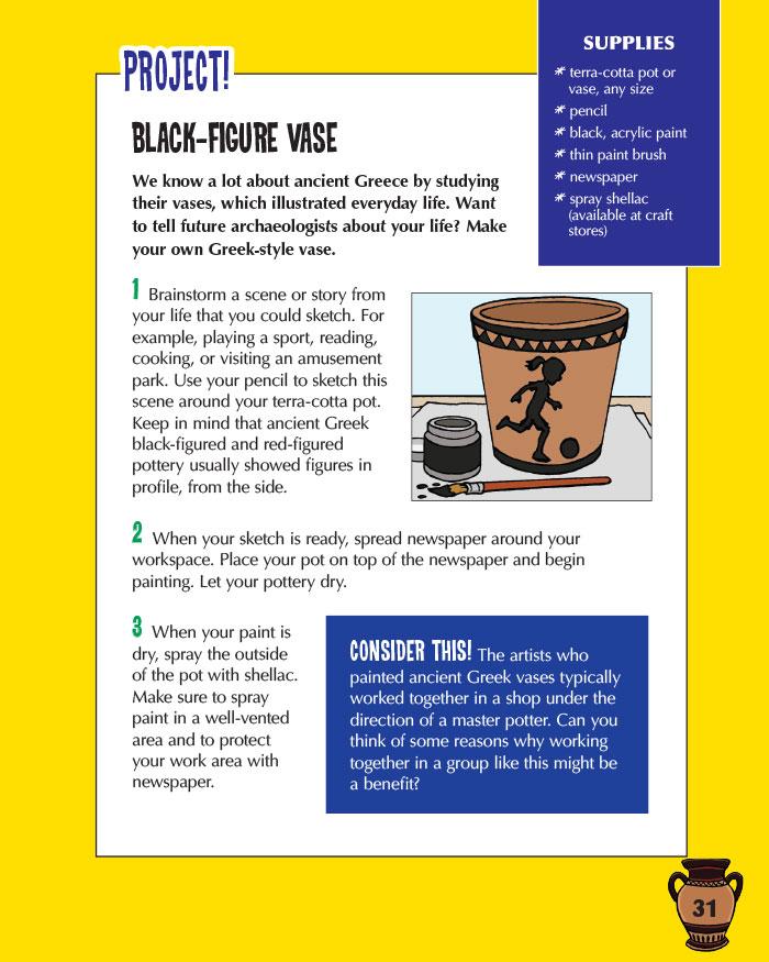 Black-Figure Vase