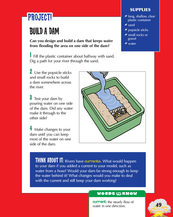 Build A Dam