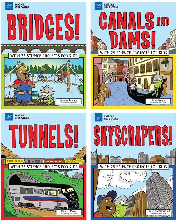 Explore Engineering 4 Title Set