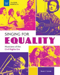 cover for Singing For Equality