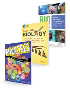 Explore Life in All Forms! Three-Title Book Bundle