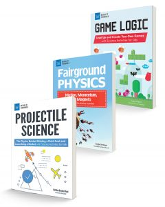 Play the Game of Science! Three-Title Book Bundle