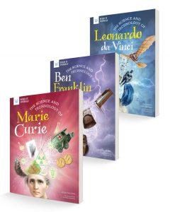 Build It Science Biographies Book Bundle