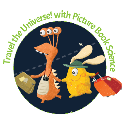 cartoon aliens - Travel the Universe with Picture Book Science
